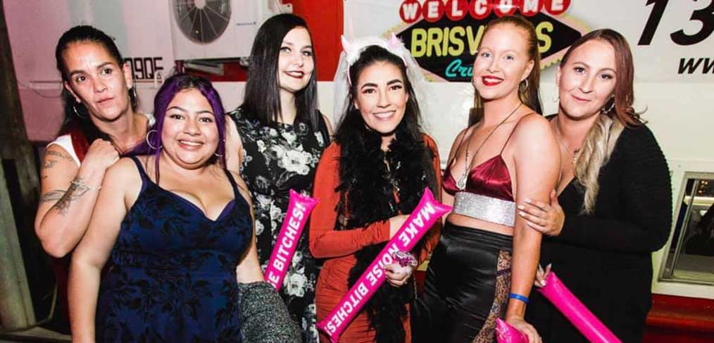 Hens Party for Small Groups Brisbane