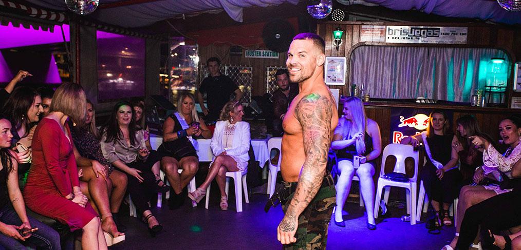Male Strippers Brisbane