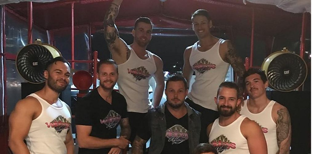 Male Performers for Hens Party Brisbane